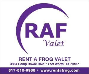 Rent A Frog Valet